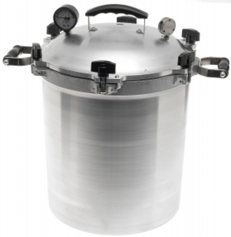 All-American 30-Quart Pressure Canner