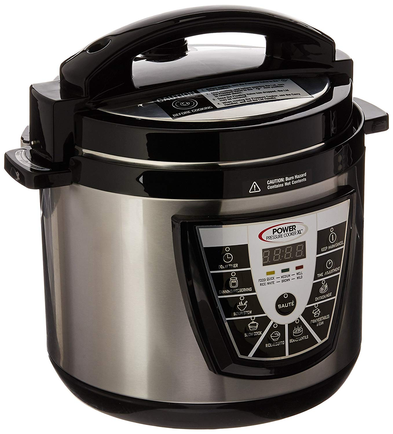 Power Pressure Cooker XL reviews