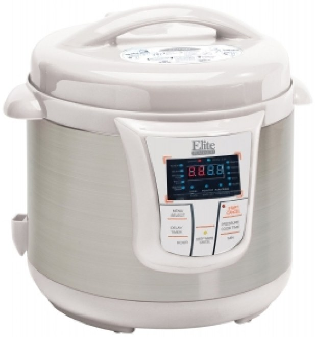 Elite 8-Function electric pressure cooker