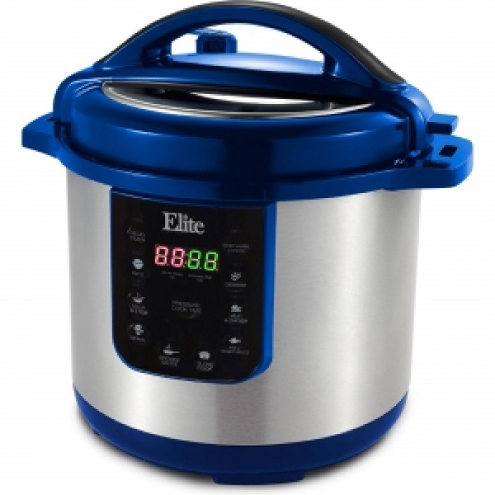 MaxiMatic EPC-807 Elite Platinum Digital Pressure Cooker (8-Quart)