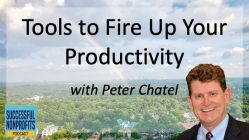 Tools to Fire Up Your Productivity with Peter Chatel