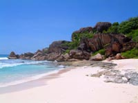la digue island,seychelles