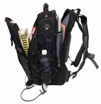 wenger swissgear hudson laptop rucksack bag