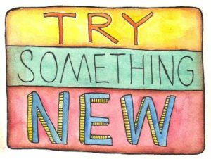 Try Something New Day