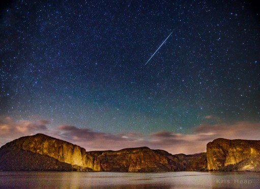 Canyon Lake Meteor