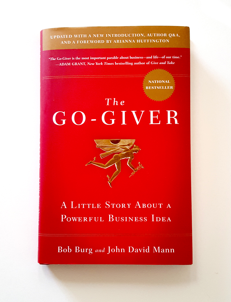 The Go-Giver Book