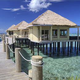 Over-Water Bungalow