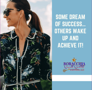 Success in your dreams can become reality!