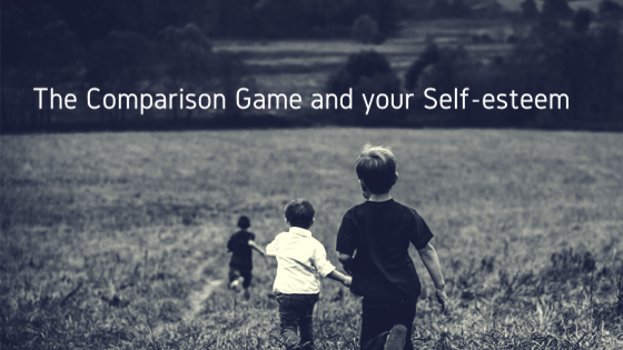 The Comparison Game and Self-esteem