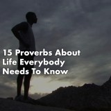 proverbs about life