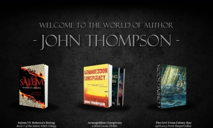 Interview with Salem VI: Rebecca's Rising co-author John Thompson