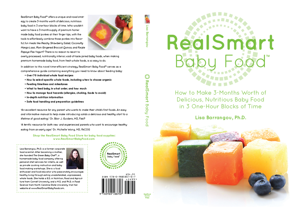 real smart baby food
