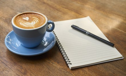 How will you make a commitment to your writing this year?