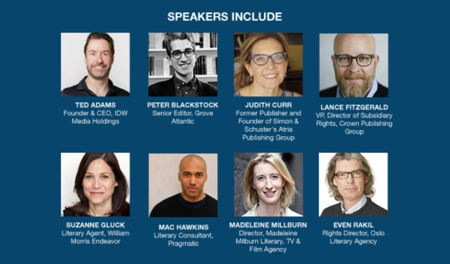 New York Rights Fair Speakers