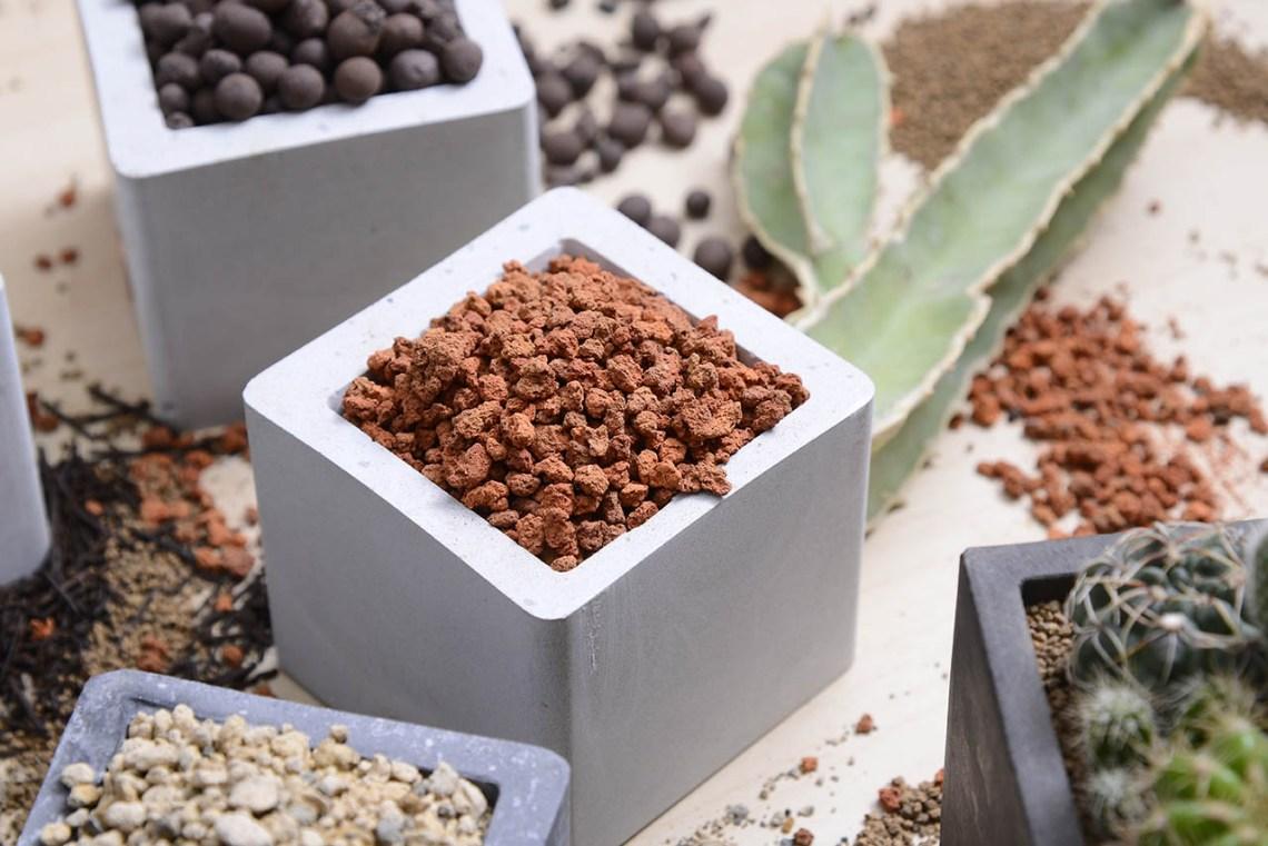 多肉植物專用介質