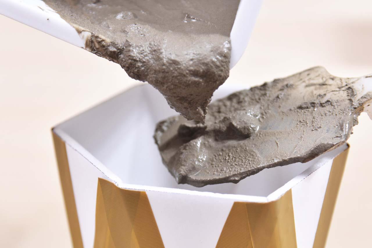 水泥盆模具製作