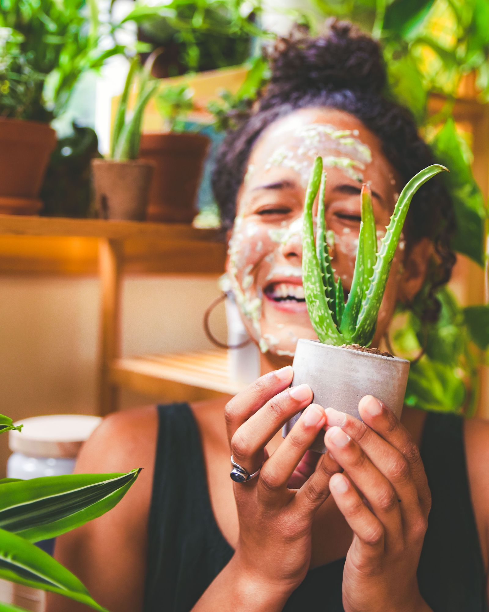3 At-Home Aloe Beauty Treatments