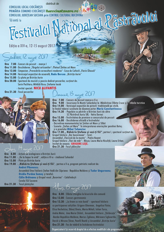 Festivalul Național al Păstrăvului