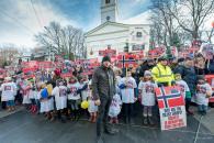 protest familia Bodnariu Suceava16