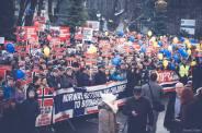 Protest pentru familia Bodnariu Suceava36