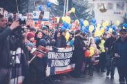 Protest pentru familia Bodnariu Suceava398