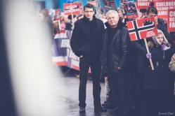 Protest pentru familia Bodnariu Suceava5
