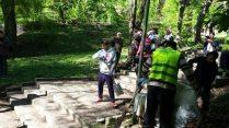 curatenie Parc Sipote Suceava aprilie 201609