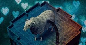 Portada del posteo Philip K Dick ¿Podemos amar a las ovejas eléctricas?