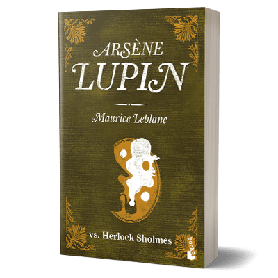 Portada Arsène Lupin Caballero Ladrón de Maurice Leblan
