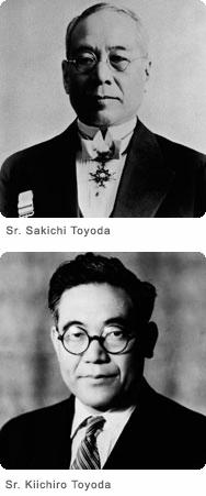 Fundadores da Toyota