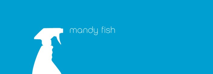 Header for mandyfish.com
