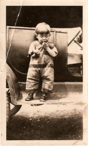 Dad at age 5.