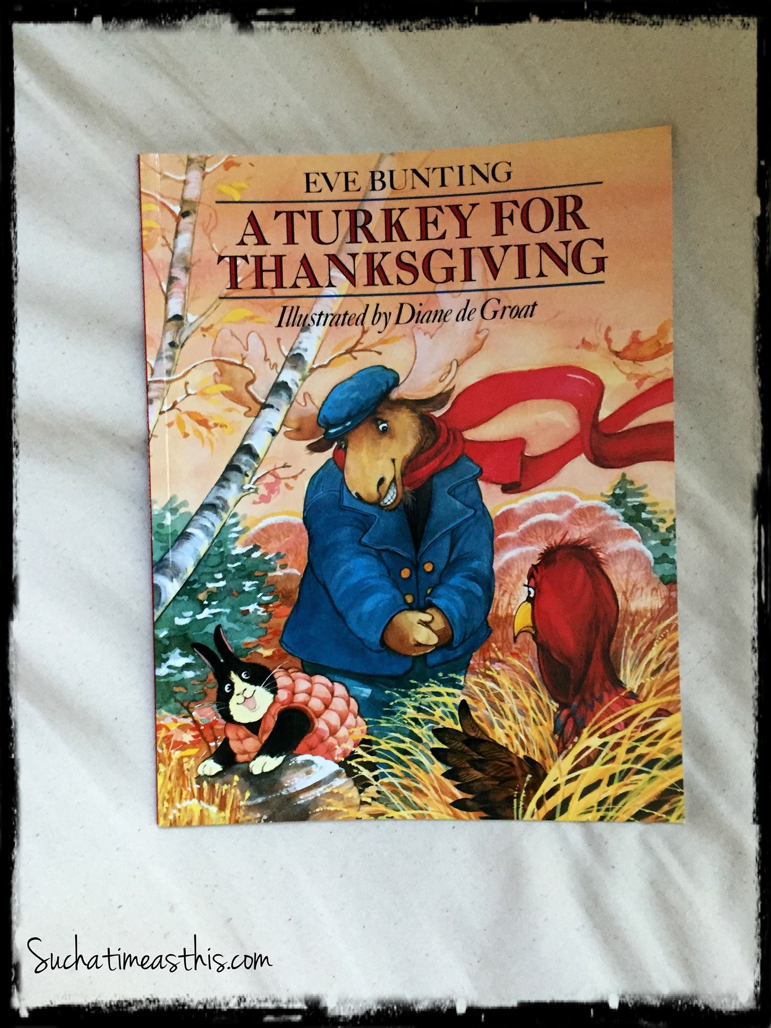4 Thanksgiving Picture Books Your Kids Will Adore