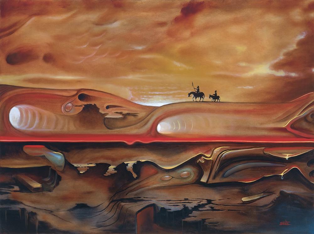 Do Paintings Talk?