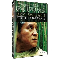 First Language - Cherokee (DVD)