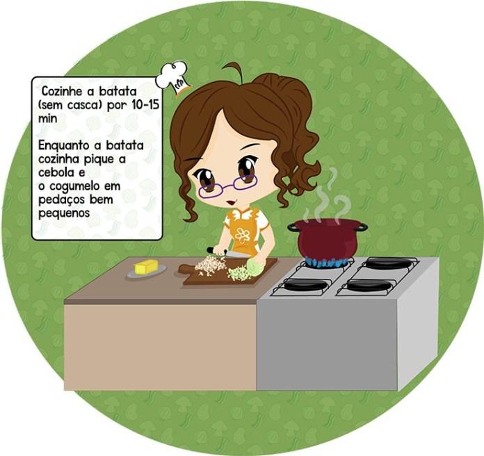 medalhao de batata receita suco gourmet