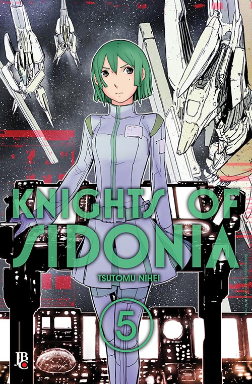 Knights Of Sidonia # 05