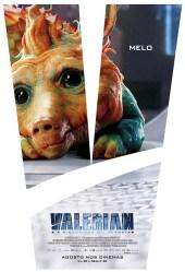 Melo Valerian e a Cidade dos Mil Planetas