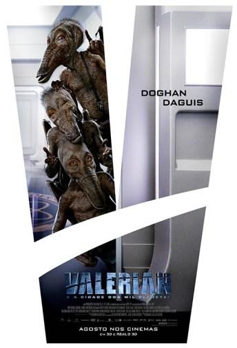 Valerian e a Cidade dos Mil Planetas doghan