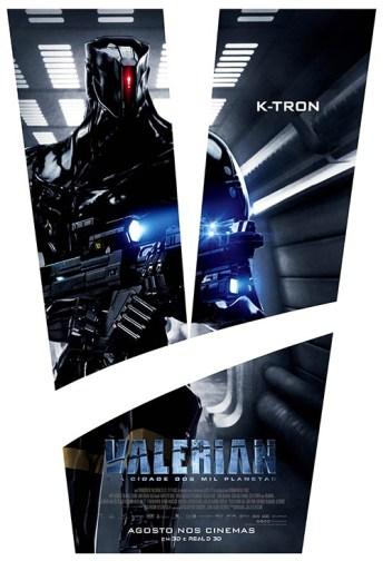 Valerian e a Cidade dos Mil Planetas ktron