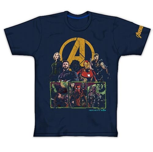 Piticas avengers