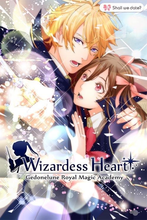 Wizardess Heart: Gedonelune Royal Magic Academy