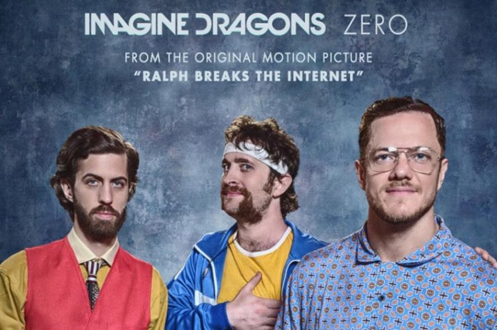wifi ralph imagine dragons zero