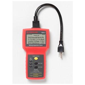 Comprobador de circuitos del inspector de cableado Amprobe INSP-3