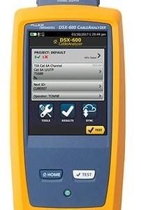 Certificador De Cableado Fluke Network DSX-600