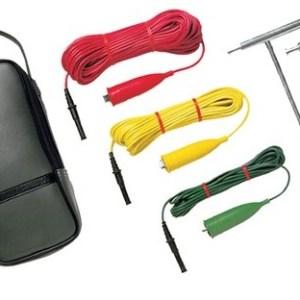 Picas y Cables De Prueba De Tierra Fluke ES165X