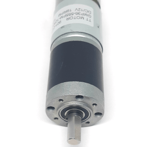 Motorreductor 12VDC 19RPM