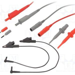 Cables De Prueba Blindados Fluke STL120