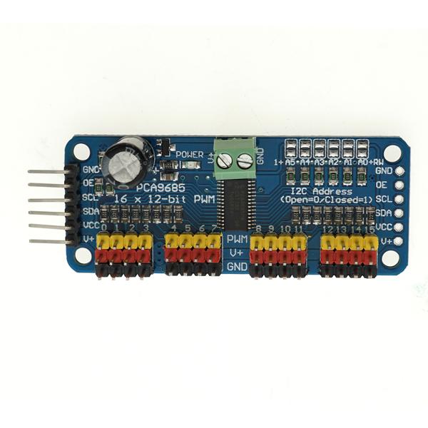 ServocontroladorPCA9685