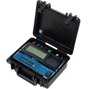 EM-4058 : Telurómetro digital inteligente - MEGABRAS